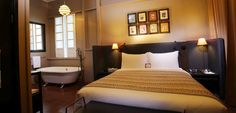 Vintage Suite Stay for 2 at The Henry Hotel, Manila