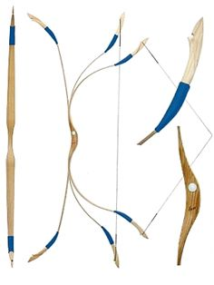 KASSAI - RAVEN II. LAMINATED Hungarian bow