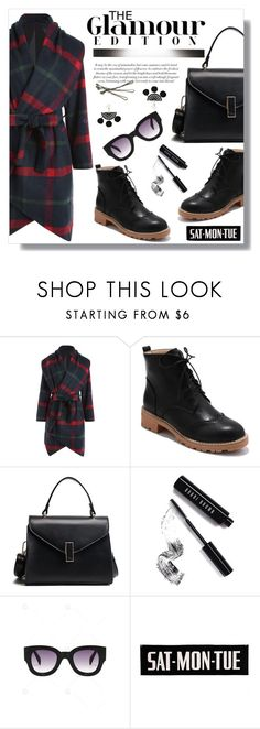 """""""The right track"""" by fashion-pol ❤ liked on Polyvore featuring Millà, Bobbi Brown Cosmetics and BOBBY"""