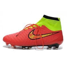 the best attitude c2bb4 48f92 Nike Magista Obra FG Red Pink · Nike SoccerSoccer CleatsNike ...