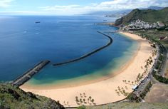 Tenerife, largest of the Canary Islands
