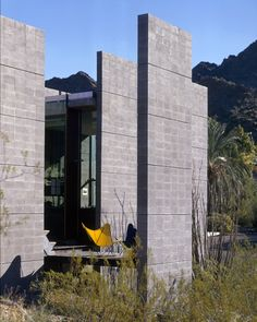 Burnette Residence | Phoenix, Arizonia | Wendell Burnette Architects