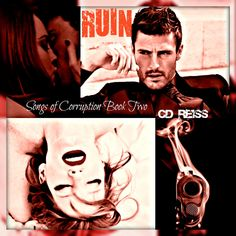 RUIN, Songs of Corruption book 2 teaser, CD Reiss