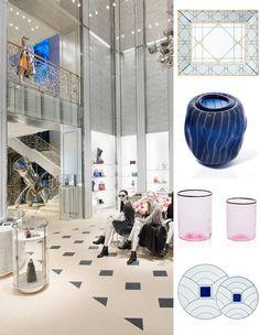 Dior dévoile sa première collection de décoration
