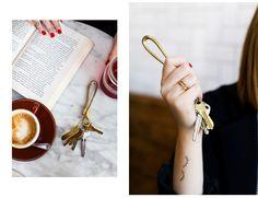 The Brass Keyhook – JOSHU+VELA