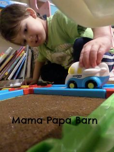 Mama Papa Barn - All things reusable, eco-friendly, safe and healthy.: VTech Smart Wheels Airport Playset #review & #giveaway
