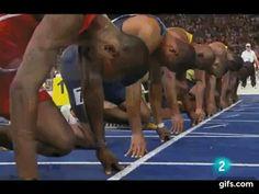 Bolt: nuevo récord del mundo 9,58!!!