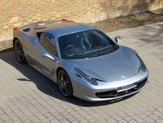2013 (13) Used Ferrari 458 Italia | Grigio Titanio
