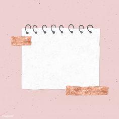 Cute Wallpapers, Wallpaper Backgrounds, Instagram Frame Template, Bg Design, Graphic Design, Note Doodles, Instagram Background, Notes Template, Banner Vector
