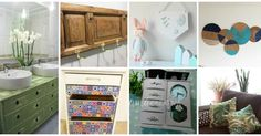 Más de 10 ideas DIY para decorar tu hogar, ¡hazlo tú mismo!