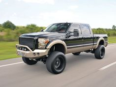 2011 Ford F-250 Lifted 4X4