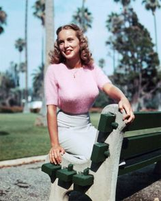 screengoddess:  Janet Leigh  you can't get bras like this anymore, not fair.