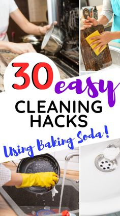 This will show you some insane hacks you can do with baking soda. baking Soda cleaning hacks to know. #cleaning hacks #household cleaning hacks #baking soda hacks. #BakingSodaForSkin What Is Baking Soda, Baking Soda For Skin, Baking Soda Beauty Uses, Baking Soda Health, Baking Soda Uses, Baking Powder For Cleaning, Baking Soda Baking Powder, Washing Soda, Odor Remover