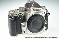 NIKON Df Body 16.2 MP Digital Camera Very Low 974 Shutter count Excellent+ #Nikon