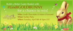 The snow has melted and tulips are blooming. It's springtime and Easter is just around the corner! Time for fancy dresses, colorful eggs and baskets filled with sweet treats. And the enchanting centerpiece of the Easter basket: Lindt GOLD BUNNY…