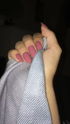 A manicure is a cosmetic elegance therapy for the finger nails and hands. A manicure could deal with just the hands, just the nails, or Gorgeous Nails, Pretty Nails, Perfect Nails, Hair And Nails, My Nails, Nail Ring, Prom Nails, Nagel Gel, Matte Nails