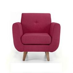Dafodil Armchair in Pink