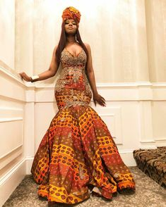 New Amazing and Stunning Traditional Dresses 2019 That Trends For Divas ~ NALOADED – Afric… – African Fashion Dresses - 2019 Trends African Fashion Ankara, African Inspired Fashion, African Print Fashion, Africa Fashion, African Wear, African Attire, African Dress, African Prints, Ankara Dress