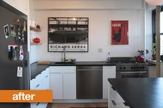 Before & After: A Brooklyn Apartment's Dramatic Transformation