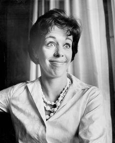 Carol Burnett, 1963.