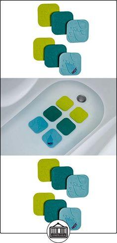 Safety 1st baño antideslizante almohadillas (Pack de 6)  ✿ Seguridad para tu bebé - (Protege a tus hijos) ✿ ▬► Ver oferta: http://comprar.io/goto/B0187EEZMO