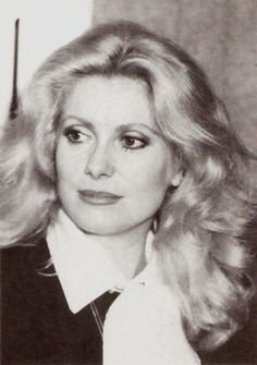 Catherine Deneuve 1970s    (Source: Flickr / truusbobjantoo)
