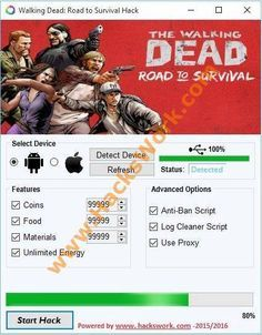 The Walking Dead Road to Survival Hack v1.3