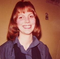 Claire. 1973 Newton Aycliffe, Co. Durham
