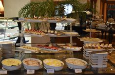 """""""Dessert is probably the most important stage of the meal, since it will be the last thing your guests remember before they pass out all over the table"""" William Powell. #AvariLahore"""