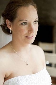 Soft natural makeup for my Bride. www.sharynbutters.co.nz Hair And Makeup Artist, Hair Makeup, Soft Natural Makeup, Wedding Makeup, Diamond Earrings, Bride, Beautiful, Jewelry, Fashion