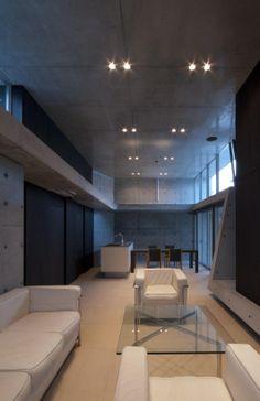 Best Minimalist Home Design With A Sleek Concrete Structure Ideas