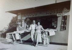 El Kiosco del Este Caracas, años 50´s