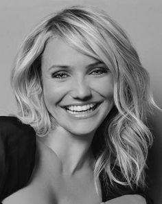 Cameron Diaz // medium length hair