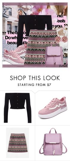 """""""Romwe 9/ 10"""" by emina-095 ❤ liked on Polyvore featuring River Island, romwe, shop, woman and polyvoreeditorial"""