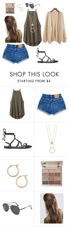 """Summer Outfit"" by rloutzenhiser on Polyvore featuring prAna, Rebecca Minkoff, Kate Spade, Nordstrom, Stila and DesignB London"
