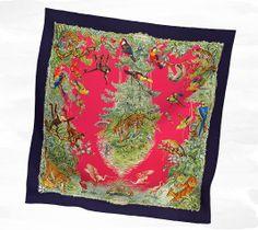 Hermes scarf $1055
