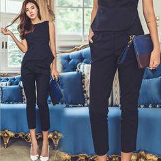 explore tailleur pantalon femme