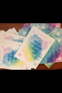 Customised watercolour invites from www.satinandtat check out the little skull :)