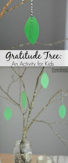 For every day of November leading up to Thanksgiving. Easy Gratitude Tree Tutorial - Help your kids reflect on what they are thankful for with this Gratitude Tree Activity. It's a great craft for the upcoming Thanksgiving holiday. Health Activities, Art Therapy Activities, Fun Activities, Scout Activities, Mindfulness Activities, Grief Activities, Kids Therapy, School Age Activities, Thanksgiving Activities For Kids