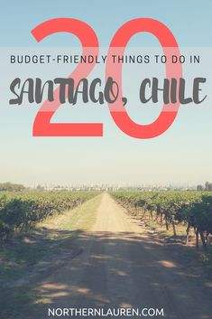 If you want to travel to Chile, consider visiting Santiago de Chile too. Here are some of the best things to do in Santiago, Chile (mostly) on a budget, from biking in vineyards to buying stickers in Barrio Lastarrias. Backpacking South America, South America Travel, Instagram Inspiration, Travel Inspiration, South America Destinations, Travel Destinations, Holiday Destinations, Machu Picchu, Bolivia