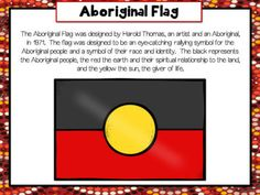All About Australia Flags Posters and Worksheets Aboriginal Art For Kids, Aboriginal Symbols, Aboriginal Flag, Aboriginal Education, Indigenous Education, Aboriginal Culture, Aboriginal People, Naidoc Week Activities, Learning Stories Examples