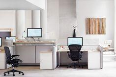 Herman Miller Renew Sit-to-Stand Table Rectangular