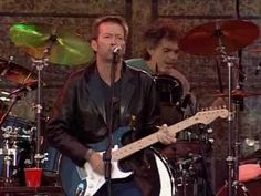 One of my favorites whenever seeing Clapton live. Eric Clapton - I Shot the Sheriff - Hyde Park (Live) - YouTube