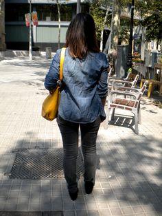 Elisabet Rules ♥: Outfit del Lunes (tachuelas+sneackers)