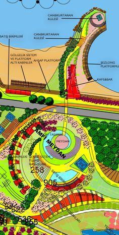 1/1000 scale Urban Design project Gazi Uni. second semester Final project. 1/1000 Kentsel Tasarim projesi Gazi Üni. 2. sömestir Final projesi
