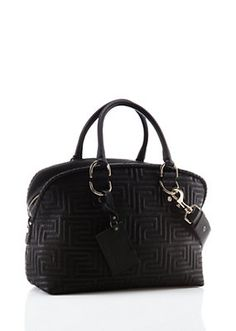 "Versace - Soft Stitching ""Couture"" Handbag"