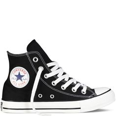 Chuck Taylor All Star Classic Colours Black black
