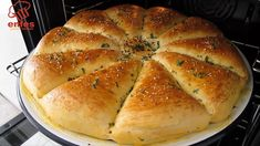 Bread Bun, Easy Bread, Bread Machine Recipes, Bread Recipes, Breakfast Dishes, Breakfast Recipes, Baking Science, Pan Relleno, Fast Easy Meals