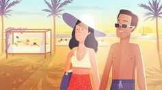 'A beach experience unlike any other.'  That's how Marival Resorts described their newest beach amenities.  Mixing 2d and 3d styles, this video hopes to give you a taste of the beach resort's offerings. We had a fun time with a great team on this one!    Client: Marival  Executive Producers: Bob Kaufman & Kerri Jaye  Creative by Coat of Arms  Creative Directors/Producers: Clara Lehmann & Jonathan Lacocque  Illustration: Fer Ribeiro  Edit: Jonathan Lacocque  3d design/animation: B.Rad  2d…