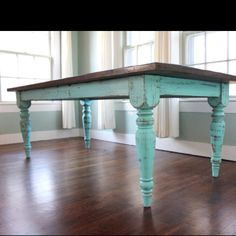 15 Best Homemade Kitchen Table Images Farm Tables